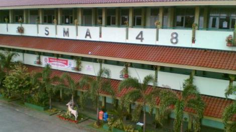 Alamat SMA Negeri 48 Jakarta Timur
